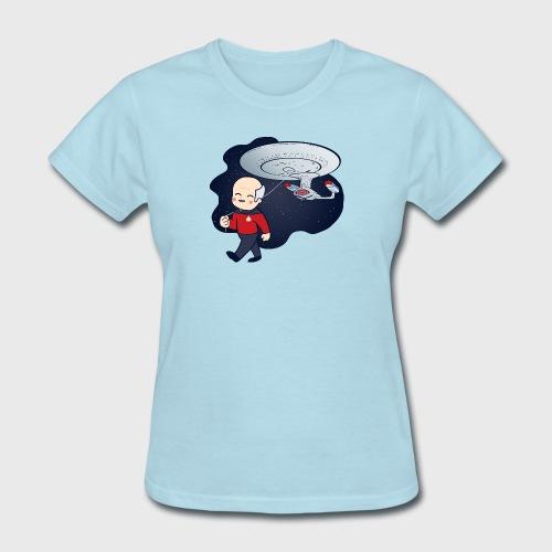 Picard Balloon - Women's T-Shirt