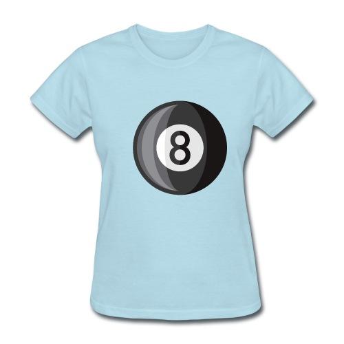 8 Ball - Women's T-Shirt