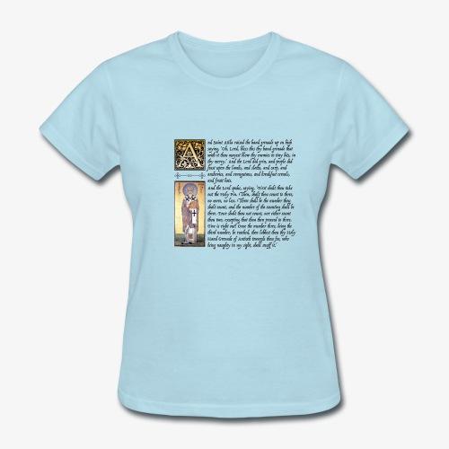 Holy Hand Grenade of Antioch - Women's T-Shirt