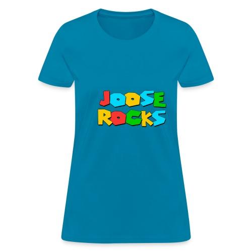 Super Joose Rocks - Women's T-Shirt