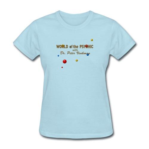 world of the psychic ai - Women's T-Shirt