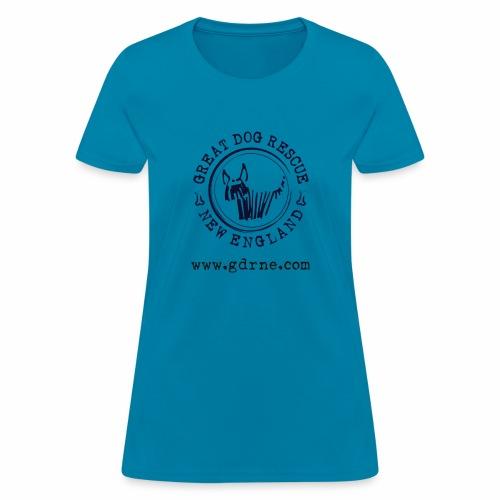 GDRNE Logo - Women's T-Shirt