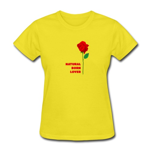 Natural Born Lover - I'm a master in seduction! - Women's T-Shirt