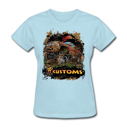 Mud Truck PT Customs - Women's T-Shirt