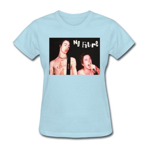 punk no future sid - Women's T-Shirt