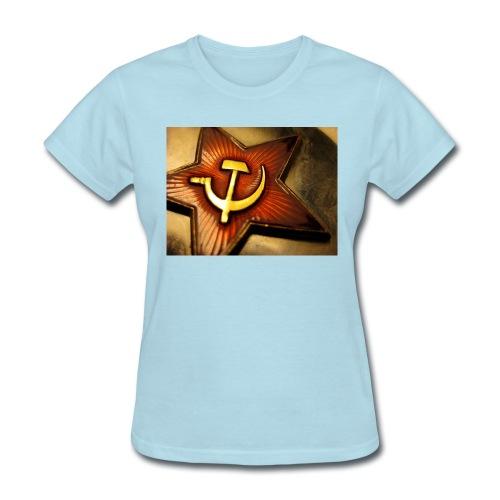 communism 543543 - Women's T-Shirt