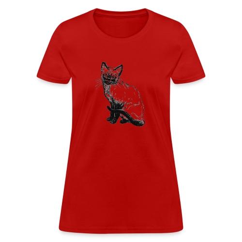 siamese png - Women's T-Shirt