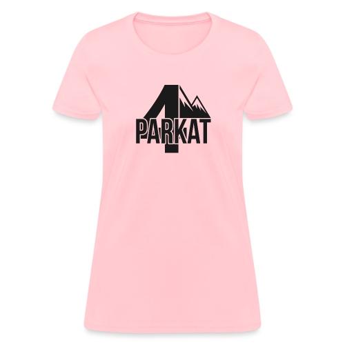4Parkat 800ppp png - Women's T-Shirt