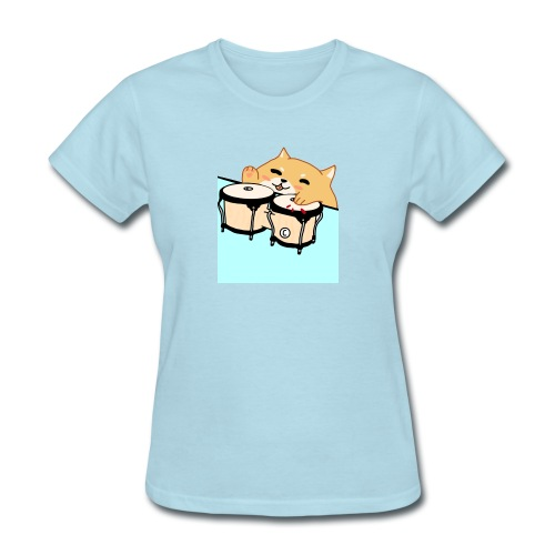 Bongo Corgi - Women's T-Shirt