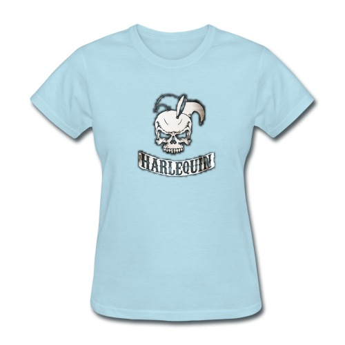 harlequin2048 png - Women's T-Shirt