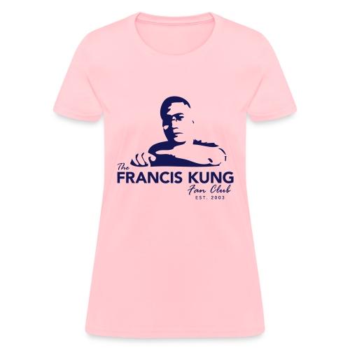 The Francis Kung Fan Club - Women's T-Shirt