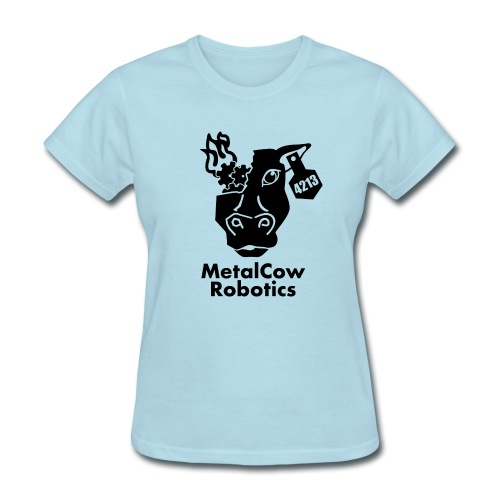 MetalCow Solid - Women's T-Shirt