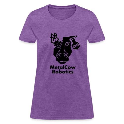 MetalCow Solid - Women's T-Shirt
