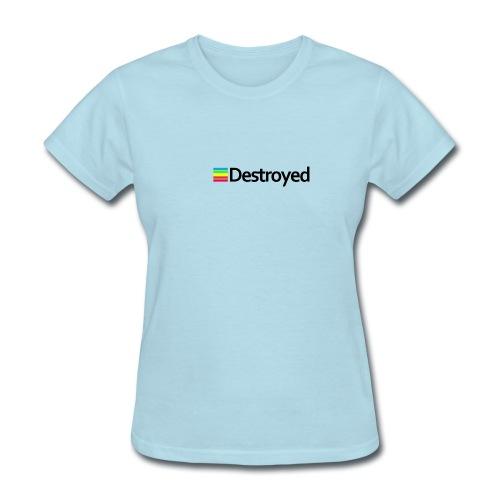 Polaroid Destroyed - Women's T-Shirt