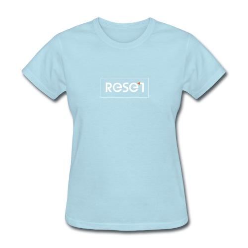 RESET Square - Women's T-Shirt