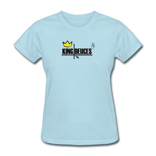 King Deuces - Women's T-Shirt