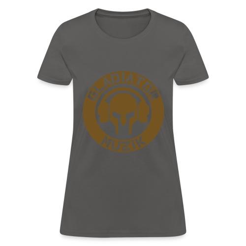 Gladiatorzzzzzz - Women's T-Shirt