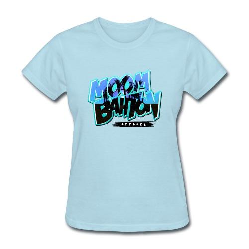Moombahton Apparel Teal - Women's T-Shirt