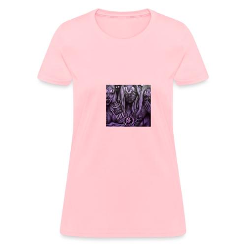 see no hear no - Women's T-Shirt