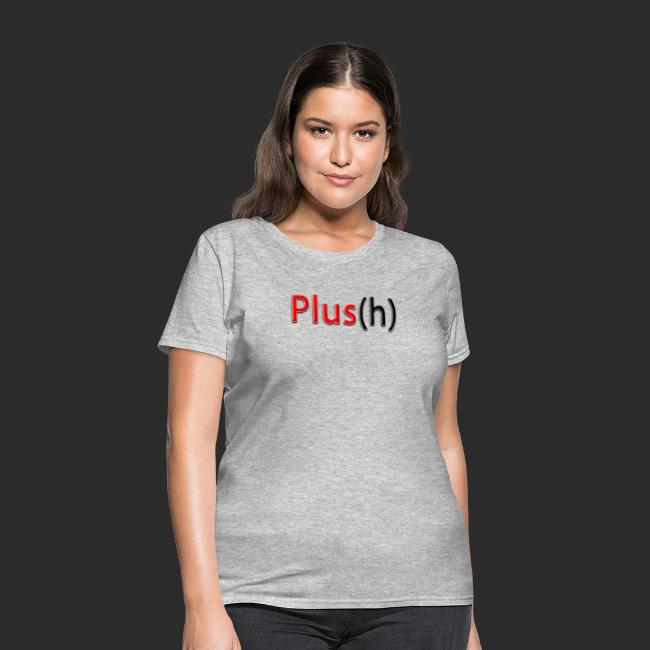 Plus(h) New logo Large fo