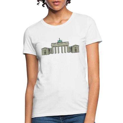 Brandenburg Gate Berlin - Women's T-Shirt