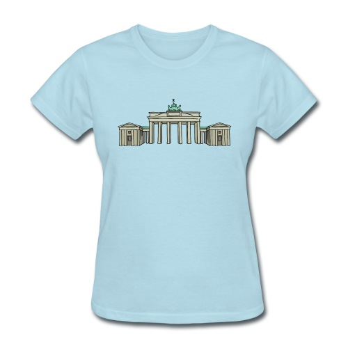 Brandenburg Gate Berlin - Women's T-Shirt