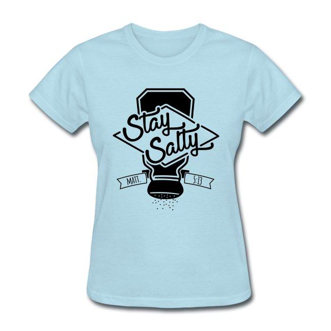 Stay Salty Black