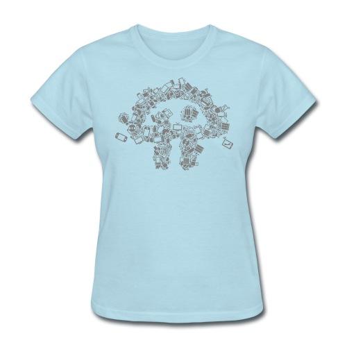 TWiT Stylized Logo Gadgets - Women's T-Shirt