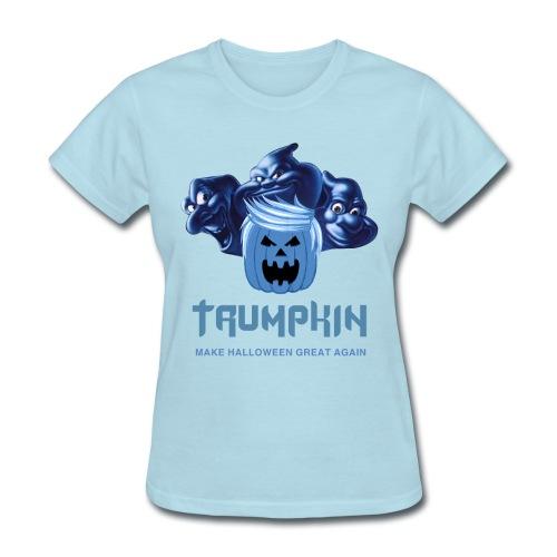 TRUMPKIN - Women's T-Shirt