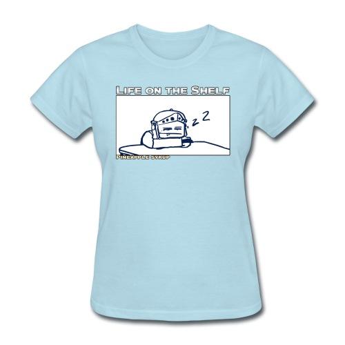 Tired Henry - Women's T-Shirt