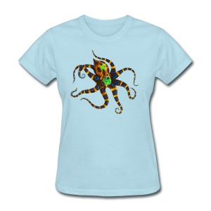 Octopuss - Women's T-Shirt