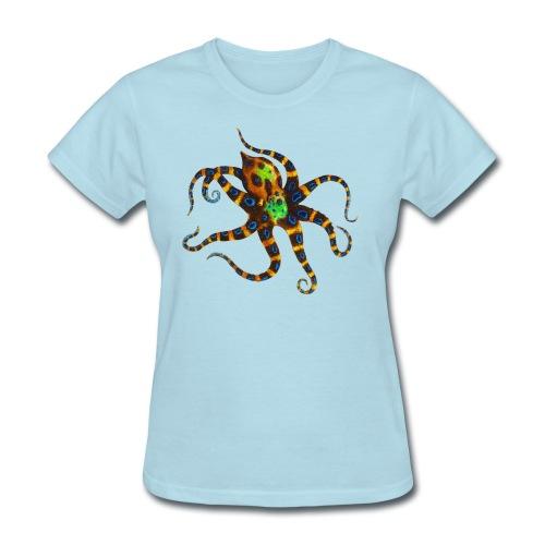 Octopuss - Women's T-Shirt