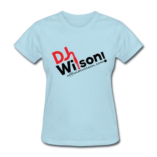 DJ Wilson Logo - Women's T-Shirt