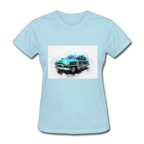 Crusen - Women's T-Shirt