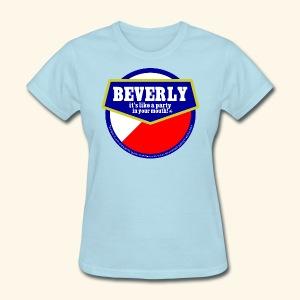 beverly - Women's T-Shirt
