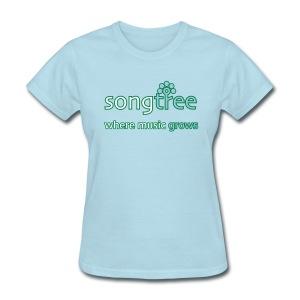 Songtree Logo - Women's T-Shirt