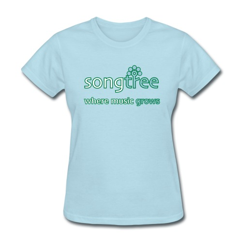 Songtree Logo - Women's T-Shirt