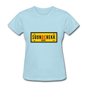 SoundChekk_BandVector - Women's T-Shirt