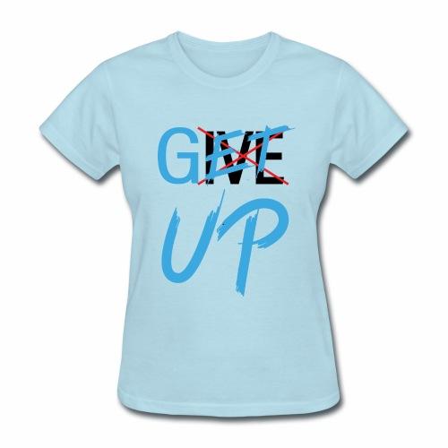 Get UP Motivation T-shirts - Women's T-Shirt