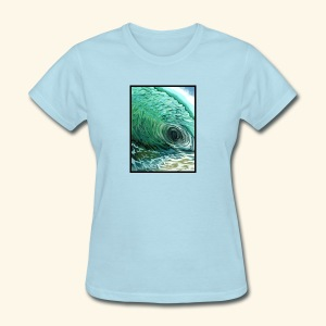 Glass Bottom Tube - Women's T-Shirt