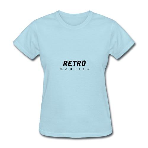 Retro Modules - sans frame - Women's T-Shirt