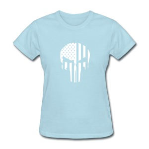 punisher - Women's T-Shirt