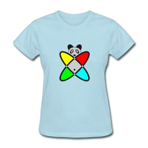 SCIENCE PANDA - Women's T-Shirt