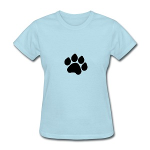 Black Paw Stuff - Women's T-Shirt