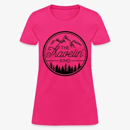 The Travelin Kind - Women's T-Shirt