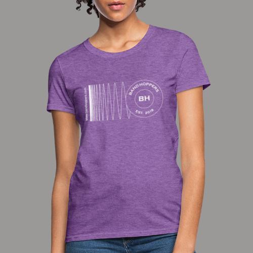 BandHoppers Logo #1 - Women's T-Shirt