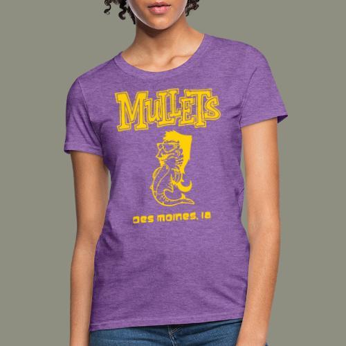 Mullets Color Series - Women's T-Shirt