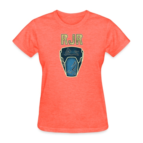 RJR Mask - Women's T-Shirt