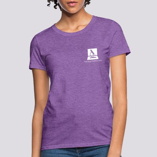 Pathology Outlines Square Logo - Women's T-Shirt