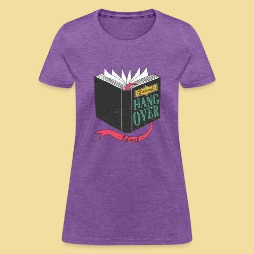 Fictional Hangover Book - Women's T-Shirt